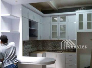 jasa pembuatan kitchen set minimalis