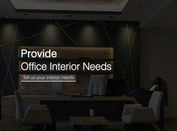 interior kantor kecil